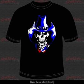Cowboy Skull 05