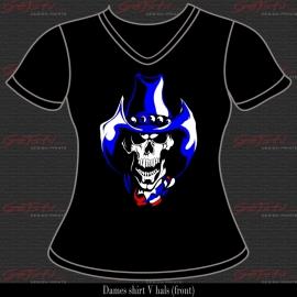 Cowboy Skull 02