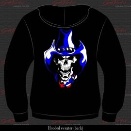 Cowboy Skull 09