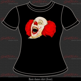 Horror Clown 01