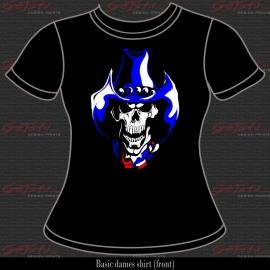 Cowboy Skull 01