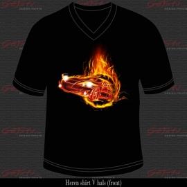 Flaming Car 06