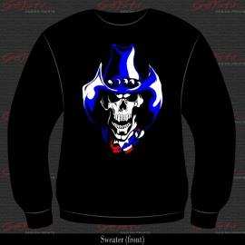Cowboy Skull 11