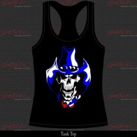 Cowboy Skull 15
