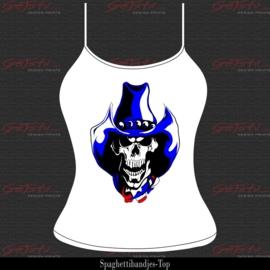 Cowboy Skull 14
