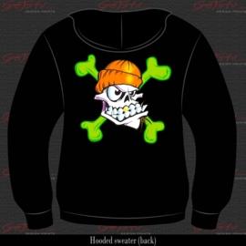 Skater Skull 09