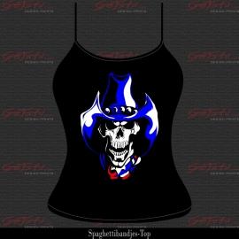 Cowboy Skull 13