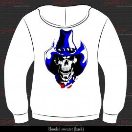 Cowboy Skull 10