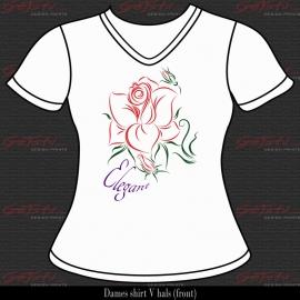 Elegtant Rose 04