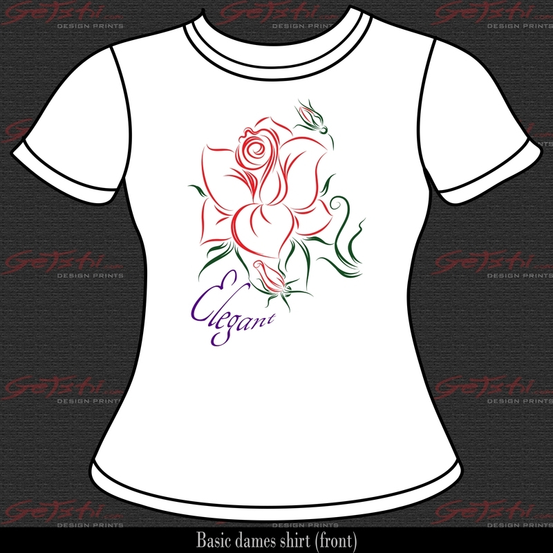 Elegtant Rose 03