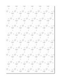 Inpakpapier | Liefs | 70 x 50 cm