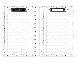 Planboek | Hardcover | met gratis boekenlegger