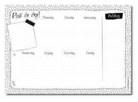 Weekplanner | A4