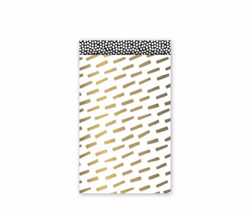 Kadozakjes Gold Cube (5 stuks)