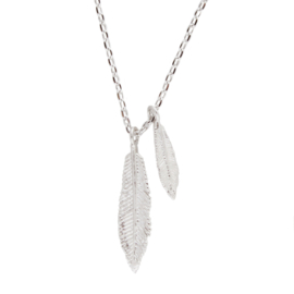Ketting two feather | ATLITW
