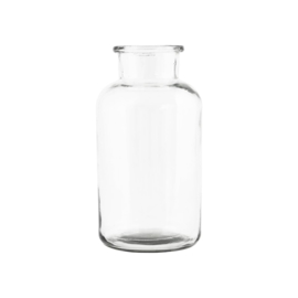 House Doctor jar | glas 10x20 cm