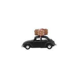 House doctor kerst auto | zwart