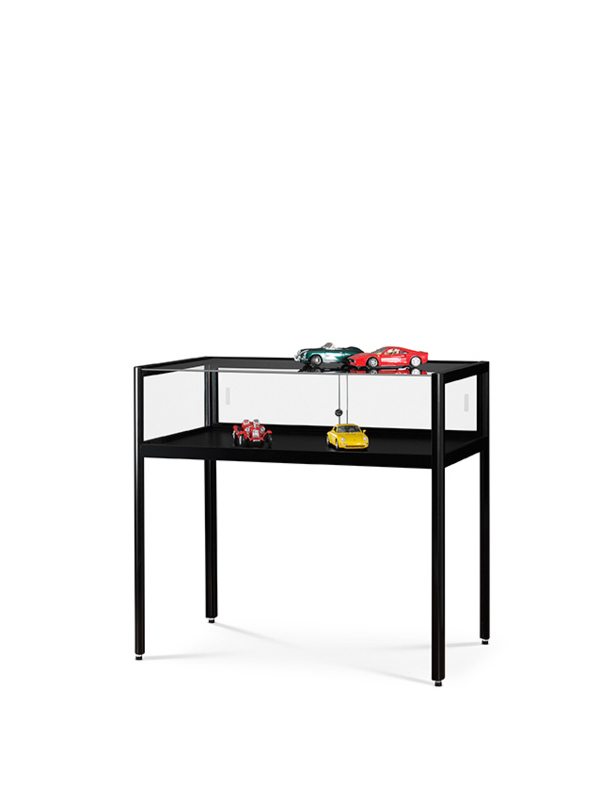 Table showcase 1000 black