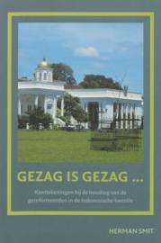 Gezag is gezag - Kanttekeningen bij de houding van de gereformeerden in de Indonesische kwestie