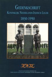 Gedenkschrift Koninklijk Nederlands-Indisch leger 1830-1950 (2e-hands)