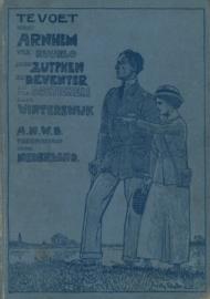 Te voet van Arnhem via Ruurlo naar Zutphen en Deventer en via Doetinchem naar Winterswijk
