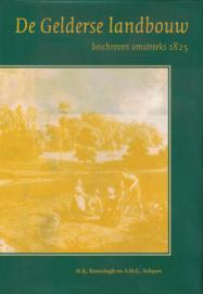 De Gelderse landbouw - beschreven omstreeks 1825 (2e-hands)