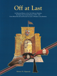 Off at Last - 3rd Print (revised and enlarged edition) 2020 NIEUW