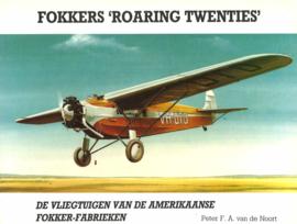 Fokkers 'Roaring Twenties' - De vliegtuigen van de Amerikaanse Fokker-fabrieken