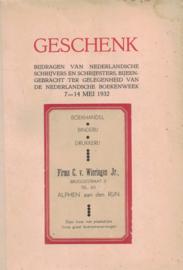 Geschenk 1932