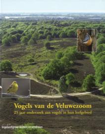 Vogels van de Veluwezoom - 25 jaar onderzoek aan vogels in hun leefgebied