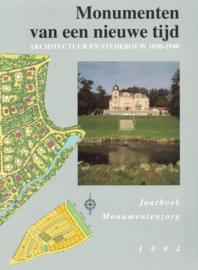 Monumenten van een nieuwe tijd - Architectuur en stedebouw 1850-1940