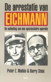 De arrestatie van Eichmann (2e-hands)
