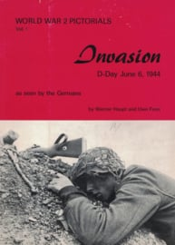 World War 2 Pictorials - Invasion D-Day June 6, 1944 as seen by the Germans