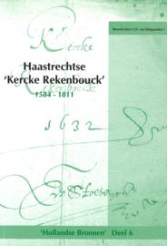 Haastrechtse 'Kercke Rekenbouck' 1584-1811