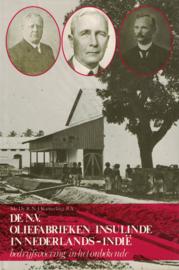 De N.V. Oliefabrieken Insulinde in Nederlands-Indië (2e-hands)