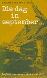 Die dag in september ...