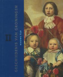 Geschiedenis van Groningen deel II - Nieuwe tijd