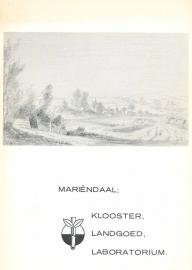 Mariëndaal - Klooster, landgoed en laboratorium (2e-hands)