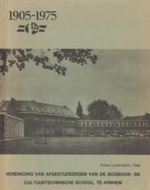 Vereniging van afgestudeerden van de bosbouw- en cultuurtechnische school te Arnhem (2e-hands)