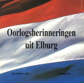 Oorlogsherinneringen uit Elburg (2e-hands)