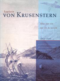 Kapitein Von Krusenstern - Atlas van een reis om de wereld 1803-1806