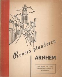Rovers plunderen Arnhem (2e-hands)