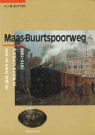 Maas-Buurtspoorweg 35 jaar tram en bus in Noord-Limburg 1913-1948