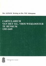 Cartularium van het O.L. Vrouwenklooster Renkum 1381 - 1609 (2e-hands)