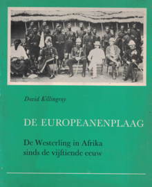 De Europeanenplaag (2e-hands)
