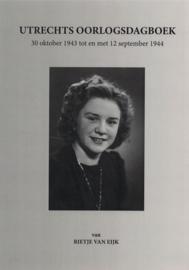 Utrechts Oorlogsdagboek van Rietje van Eijk - 30 oktober 1943 tot en met 12 september 1944