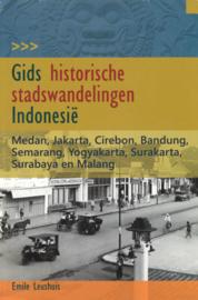 Gids historische stadswandelingen Indonesië (nieuw)