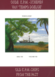 Oude K.P.M.-schepen van 'Tempo Doeloe'' - deel VIII