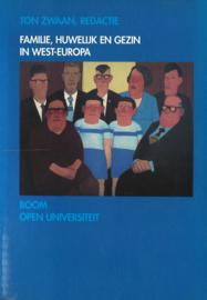 Familie, huwelijk en gezin in West-Europa