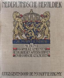 Nederlandsche Heraldiek, album II: Voormalige gemeenten, heerlijkheden, waterschappen en historische geslachten